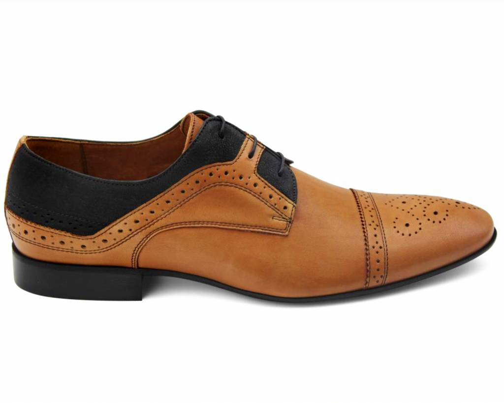 Italian Style Tan Shoes