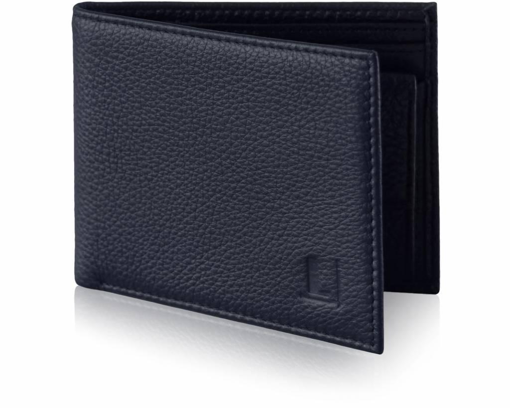 Bi-Fold Wallet LW-5 Navy