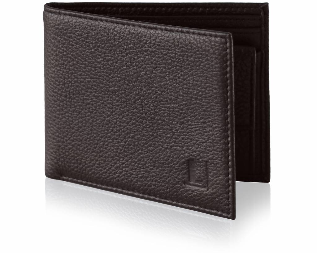 Bi-Fold Wallet LW-5 Brown
