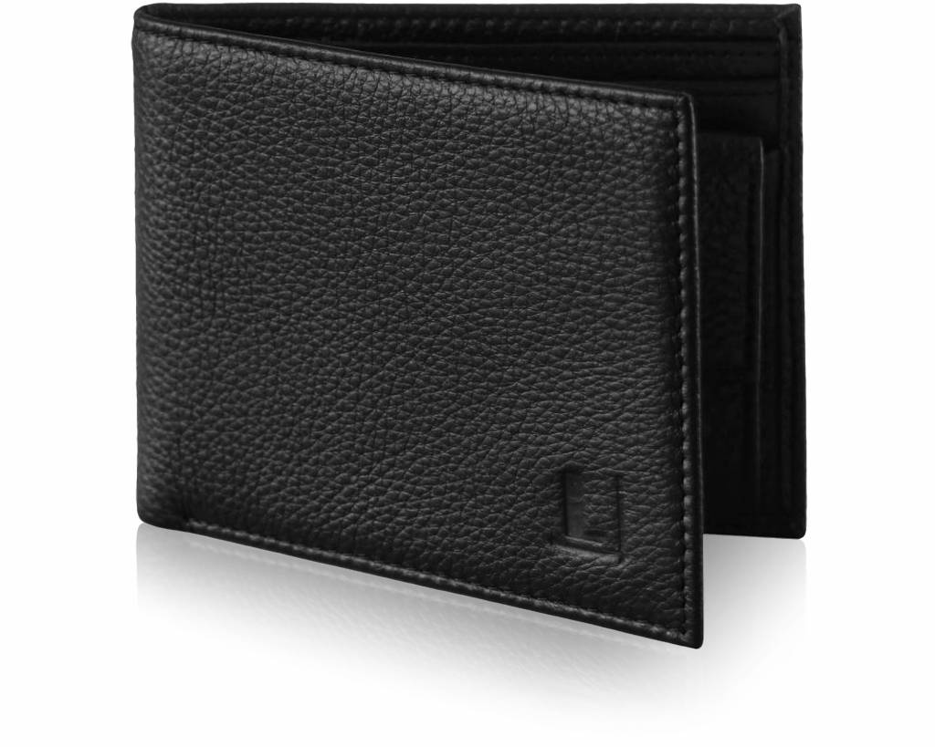 Bi-Fold Wallet LW-5 Black