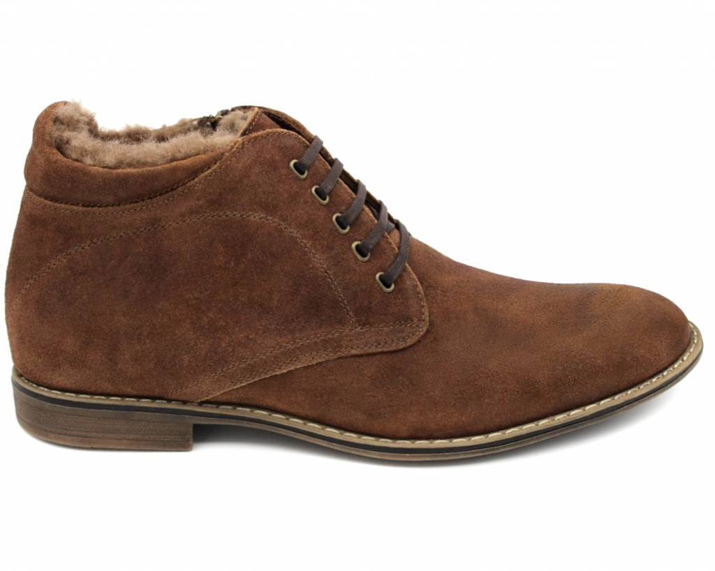 Sheep Fur Lined Boots