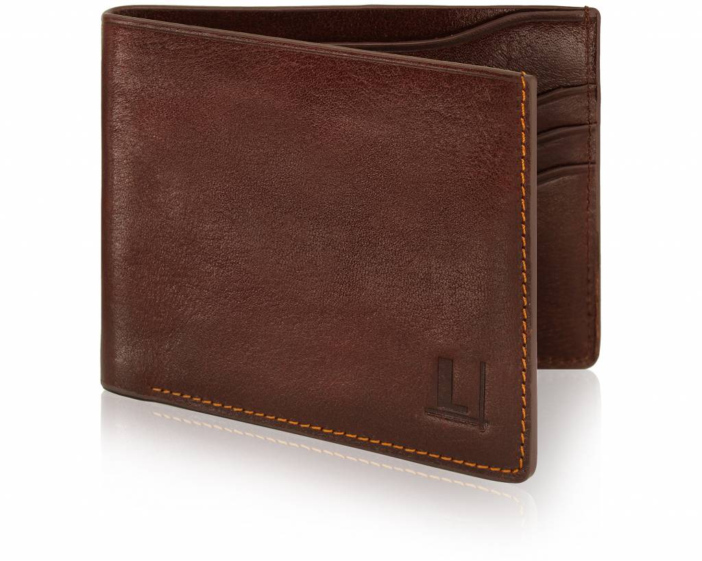 Bi-Fold Wallet LW-7 Java