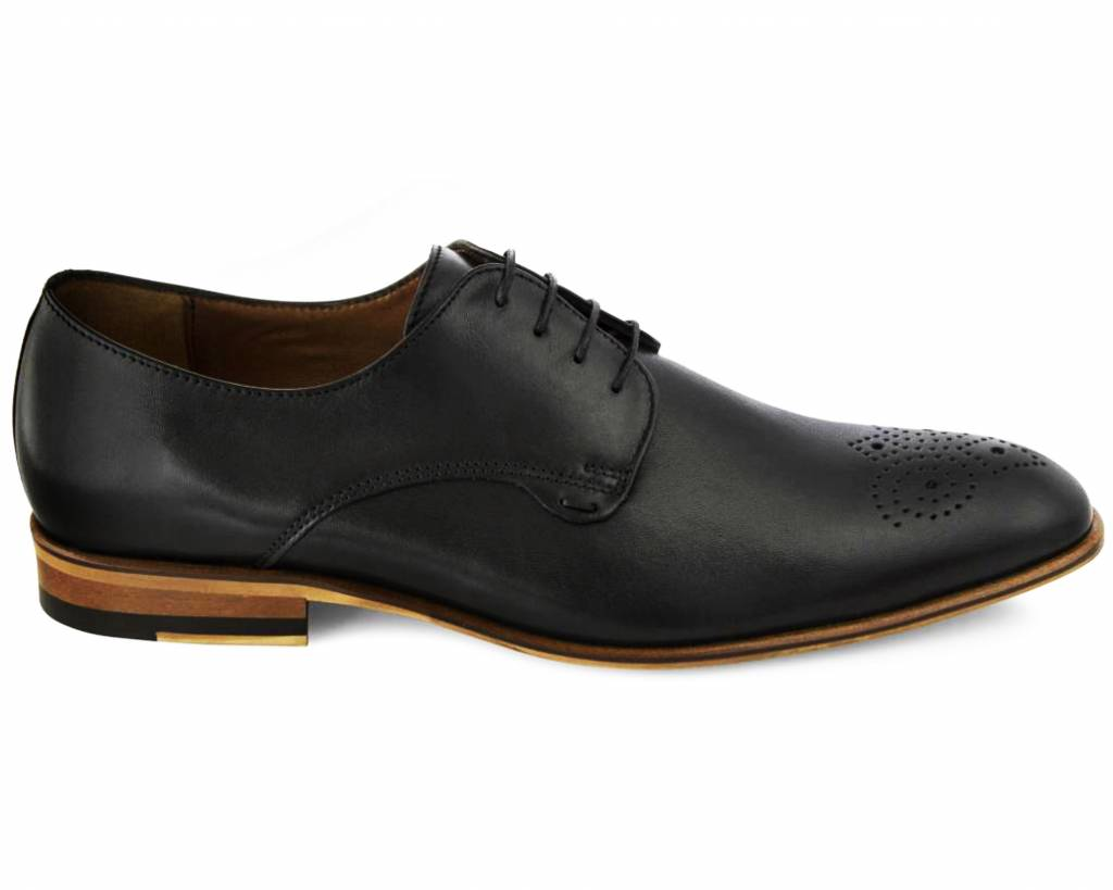 Smooth Matt Dress Shoes