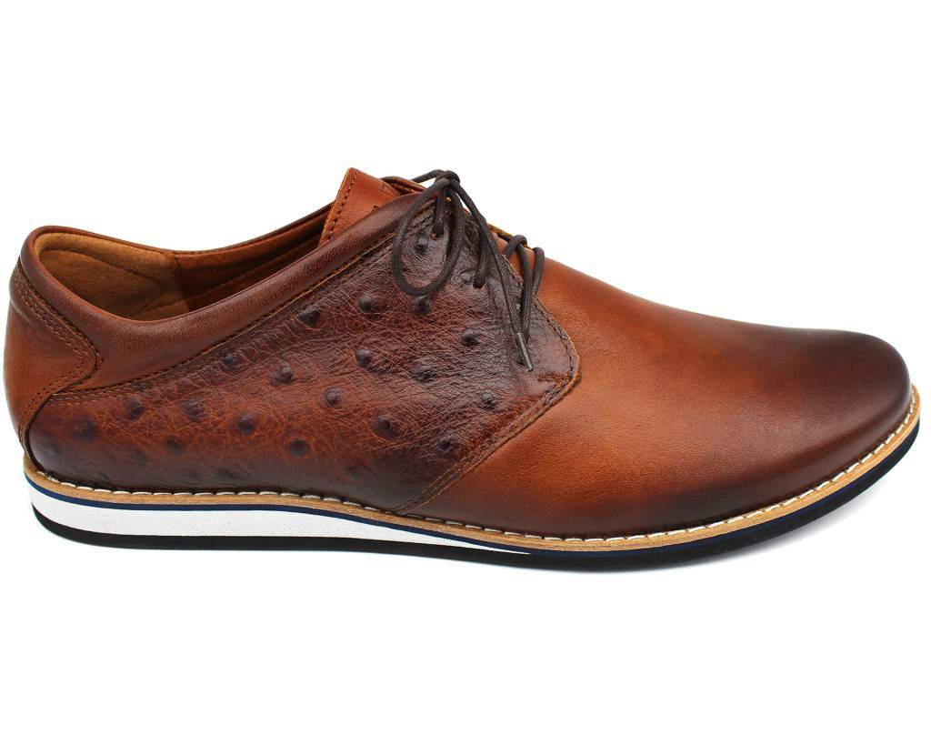 Ostrich Hybrid Shoes