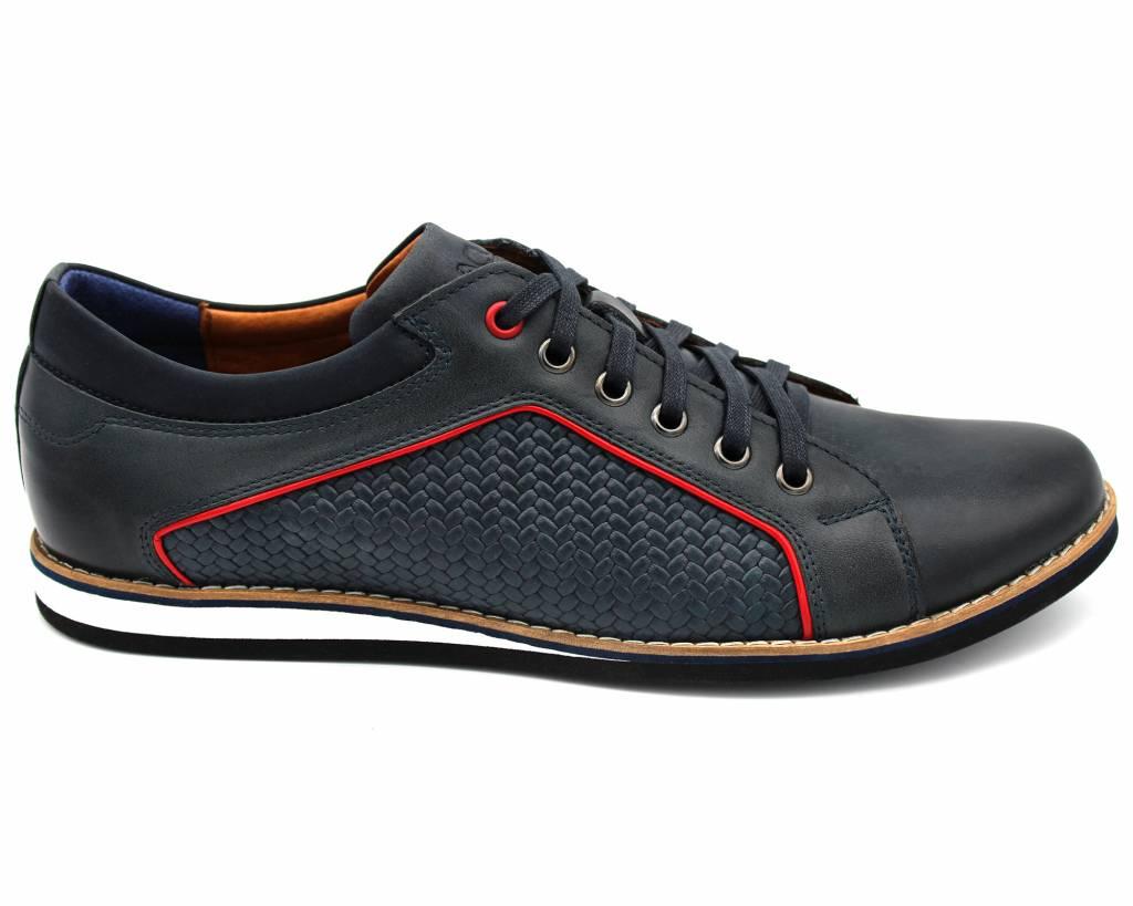 Woven Insert Sneakers