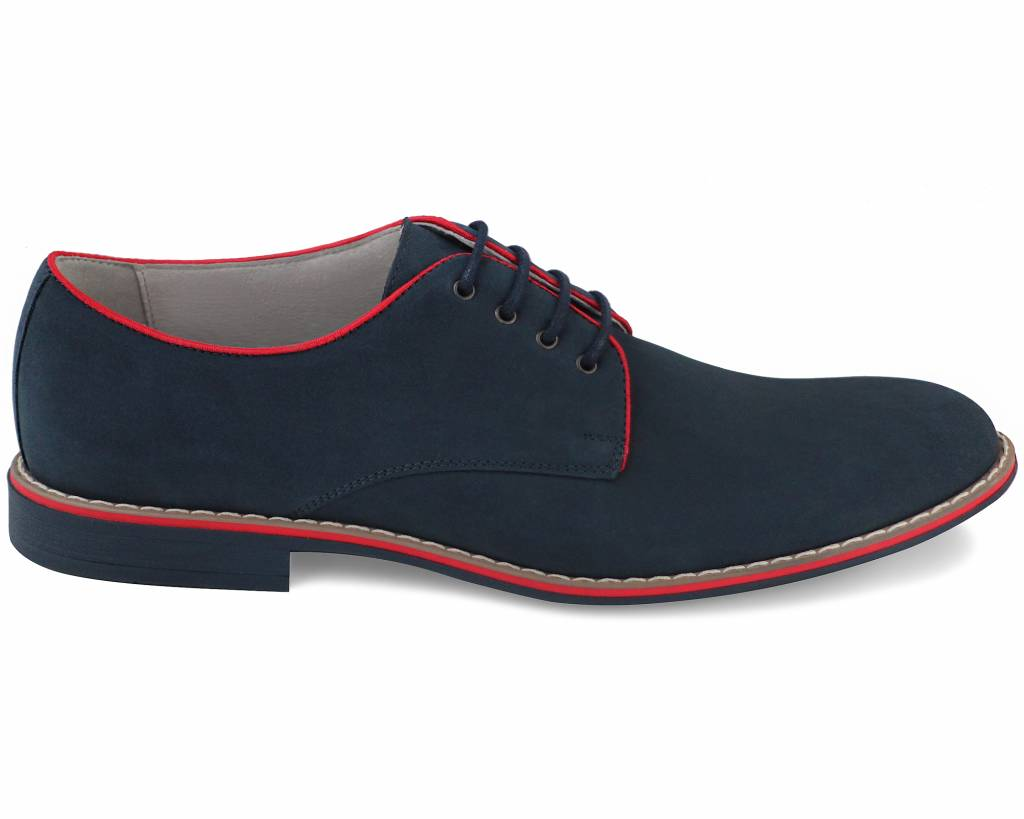 Smooth Nubuck Shoes