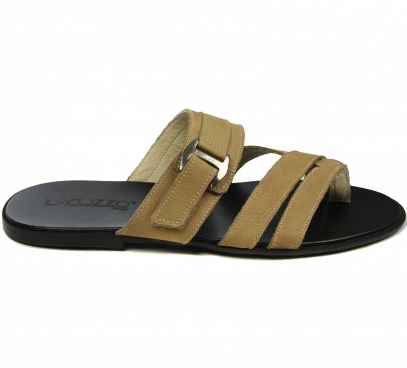 Thong Buckle Sandals