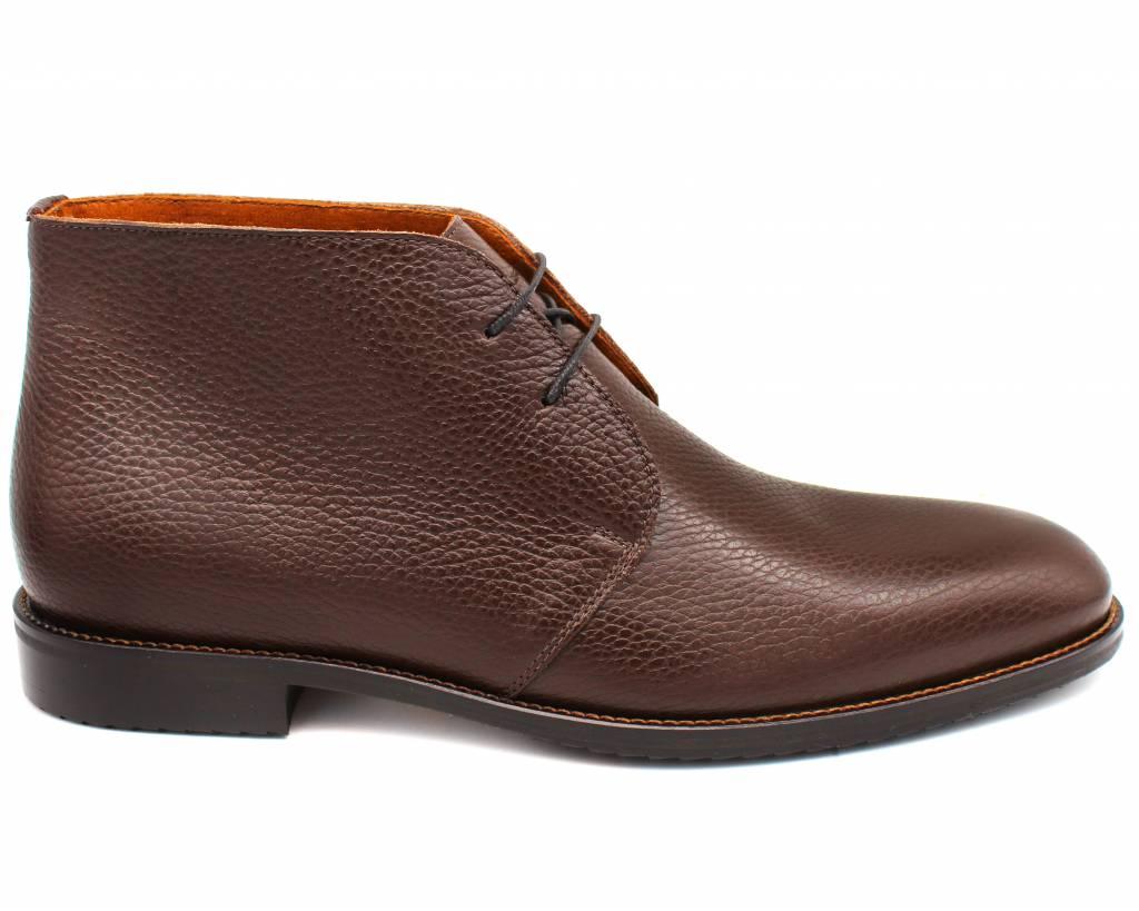 Grain Detail Chukka Boots